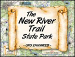 New River Trail Map information